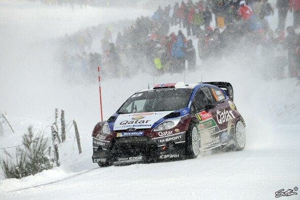 Mads ÖStberg sieht gute Chancen in Schnee und Eis