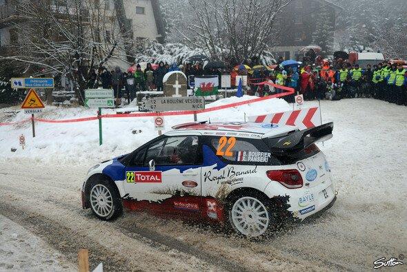 Bryan Bouffier startet in Monte Carlo - Foto: Sutton