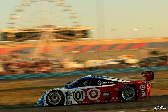Ganassi stand zum fünften Mal in Daytona am Ende vorn - Foto: Sutton