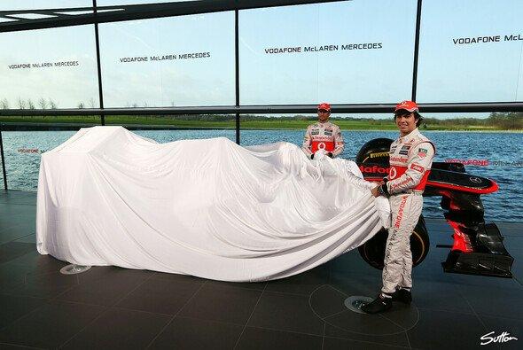 Paddy Lowe bleibt 2013 bei McLaren