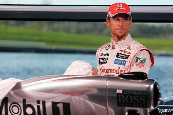 Jenson Button kann die neue Saison kaum erwarten