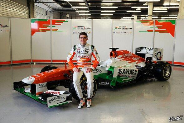 Paul di Resta bleibt beim Team