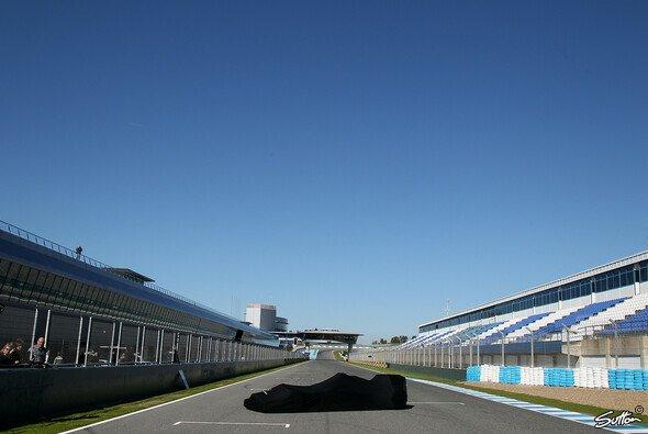 Der neue Bolide wird erneut in Jerez vorgestellt - ein gutes Omen?