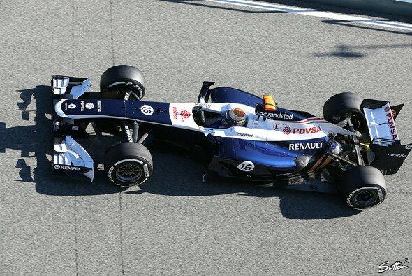 Maldonado fuhr die neuntbeste Zeit