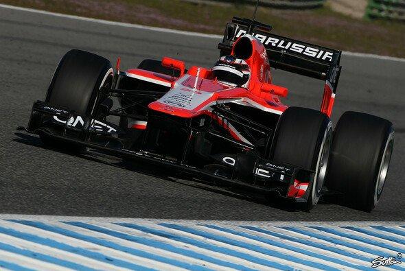 Marussia setzt dieses Jahr auf die Fahrerpaarung Max Chilton/Luiz Razia