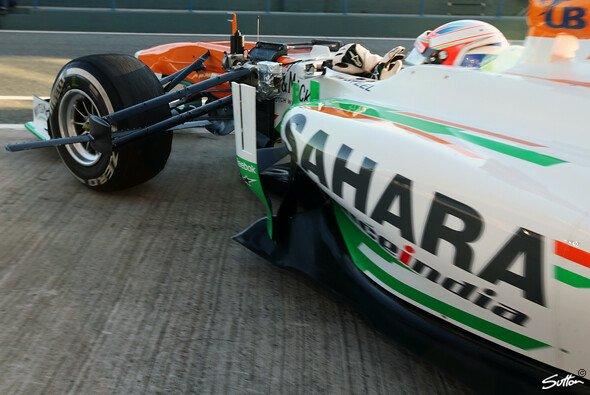 Chancen weiterhin intakt: Wann darf Sutil im VJM06 Platz nehmen?