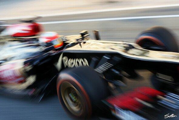Kann Lotus 2013 die Top-Teams herausfordern?