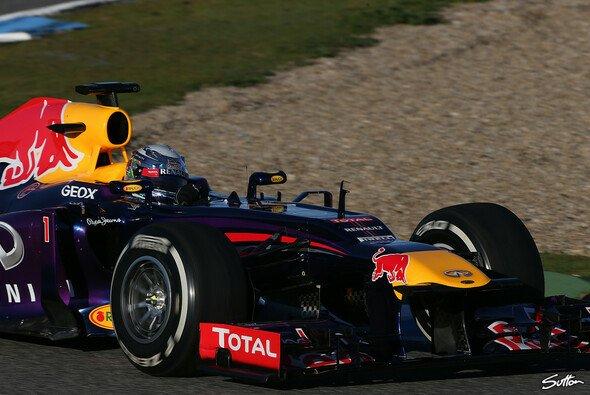 Die Reifen haben es nicht leicht bei den Tests in Jerez