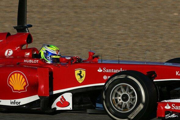 Felipe Massa misst seiner Bestzeit keine große Bedeutung zu