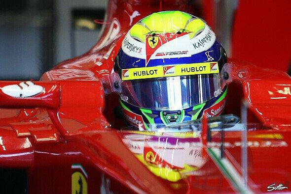 Bestzeit für Massa an Tag 3