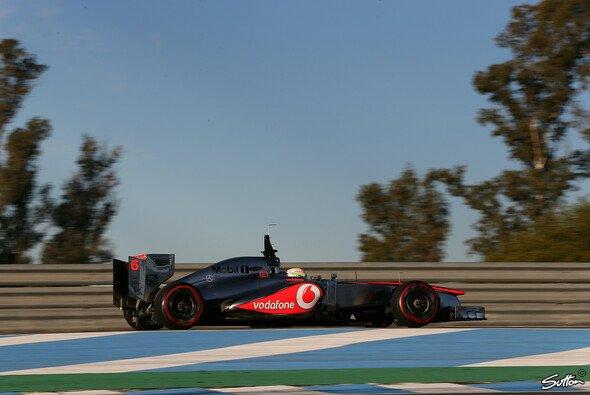 Offenbar muss McLaren um die ersten Testfahrten bangen
