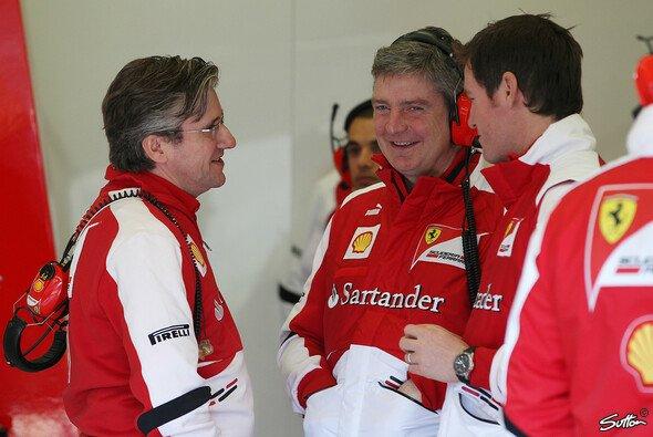 Pat Fry steht seit 2010 in Diensten der Scuderia Ferrari