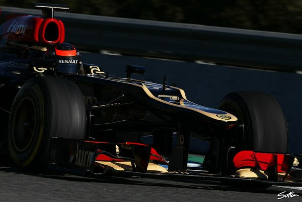 Räikkönen war am letzten Testtag Schnellster