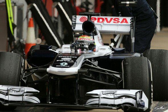 Williams 2013: Neues Auto, neue Leute