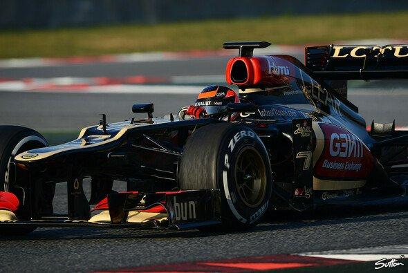 Kimi Räikkönen hatte es während des Winters nicht leicht