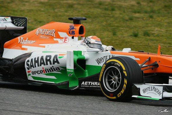 Adrian Sutil will gemeinsam mit Force India nach vorne