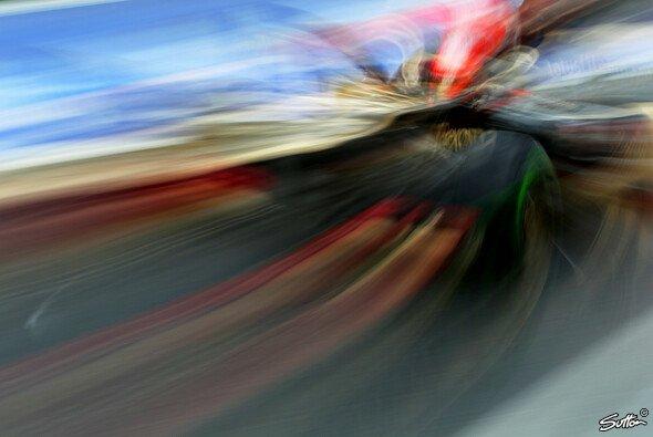 Grosjean war schnell wie der Blitz