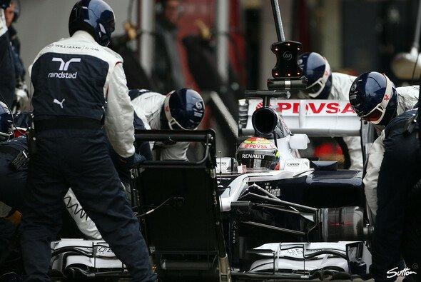 In Barcelona bescherte Pastor Maldonado Williams den ersten Sieg seit knapp acht Jahren