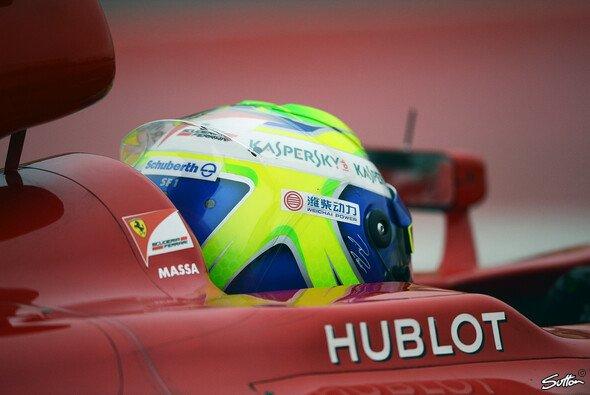 Felipe Massa glaubt an eine starke Saison