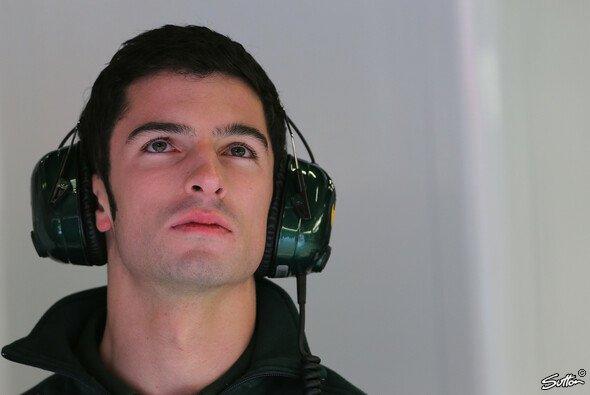 Rossi darf in Kanada ins Cockpit steigen