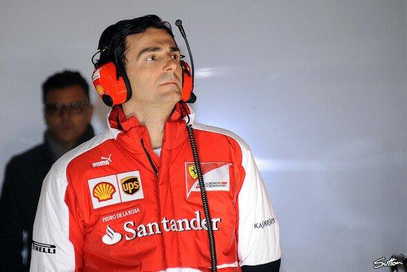 Pedro de la Rosa ist nicht nur für Ferrari tätig - Foto: Sutton