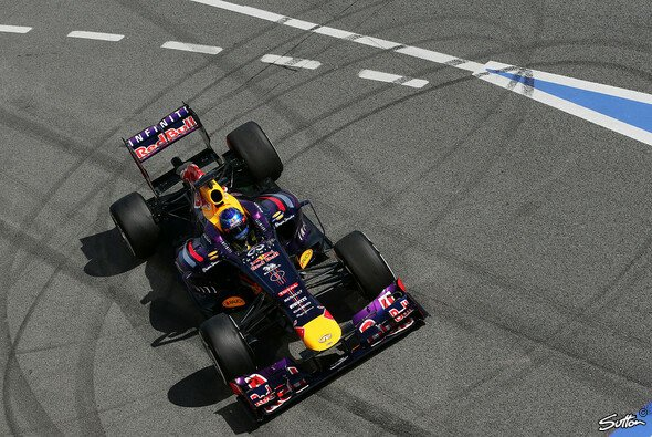Sebastian Vettel ist der jüngste Fahrer, dem je ein Titel-Hattrick gelang