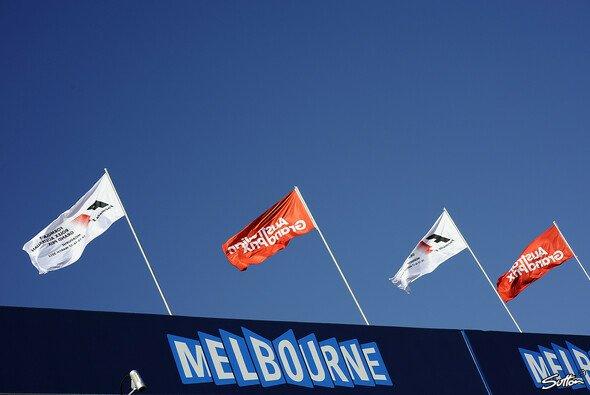 In Melbourne heulen endlich wieder die Motoren auf