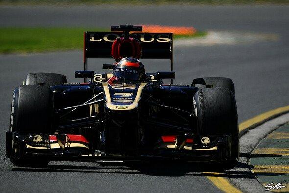 Räikkönen fuhr zwe Runden vor Schluss die schnellste Rennrunde - Foto: Sutton