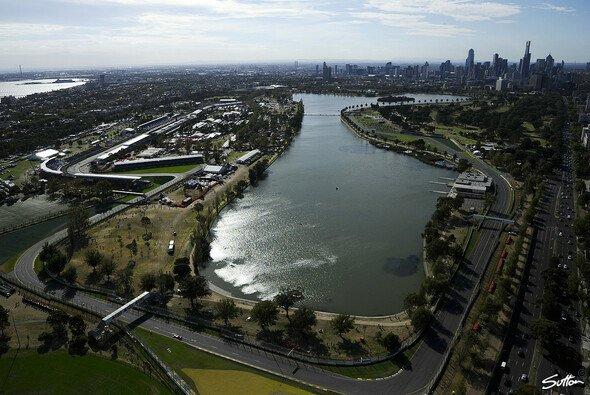 Melbourne dürfte im Kalender bleiben