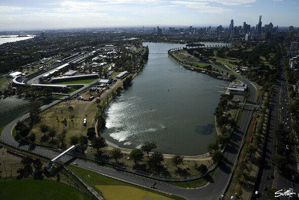 Der Albert Park liegt idyllisch im Herzen Melbournes