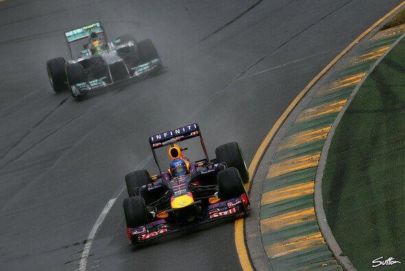 Sebastian Vettel ist der Favorit für den Australien GP