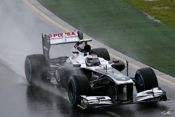 Williams kämpft derzeit mit seinen Verschlimmbesserungen am Auto