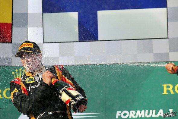 Für Danner war Räikkönen immer der Favorit - Foto: Sutton