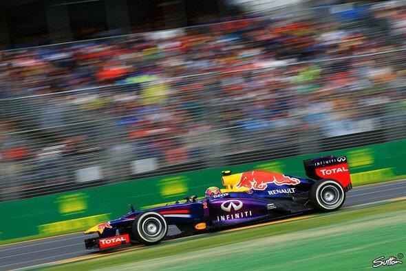 Mark Webber beendete seinen Heim-Grand-Prix auf Rang sechs