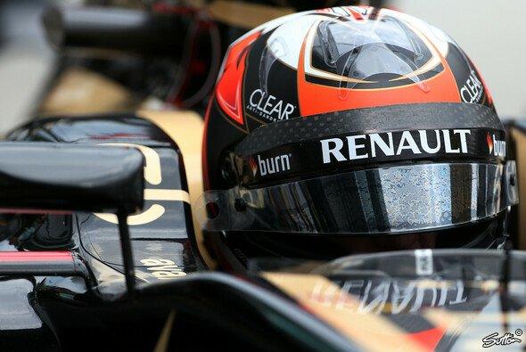 Räikkönen ist gespannt auf China - Foto: Sutton