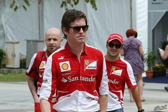 Rob Smedleys Zeit in Rot neigt sich im Zuge des Abgangs von Felipe Massa dem Ende entgegen