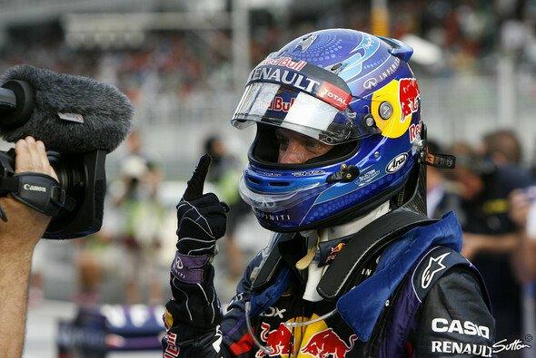 Sebastian Vettel: Alles für den Sieg