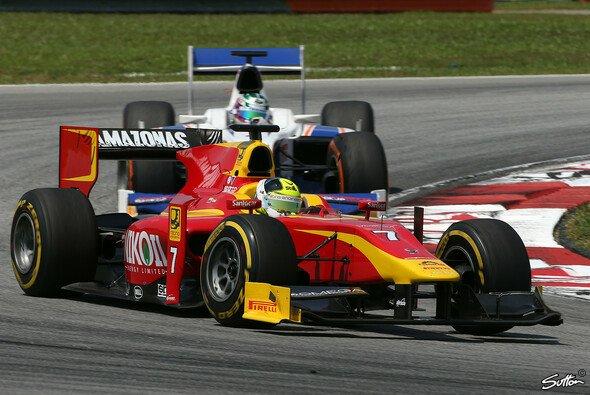 Julian Leal fuhr 2013 für Racing Engineering an der Seite von Champ Fabio Leimer