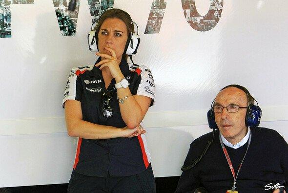 Williams Racing war seit der Gründung durch Frank Williams im Jahr 1977 im Familienbesitz - Foto: Sutton