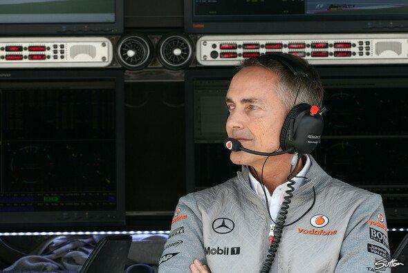 Martin Whitmarsh prognostiziert einen Machtwechsel in der Formel 1 2014