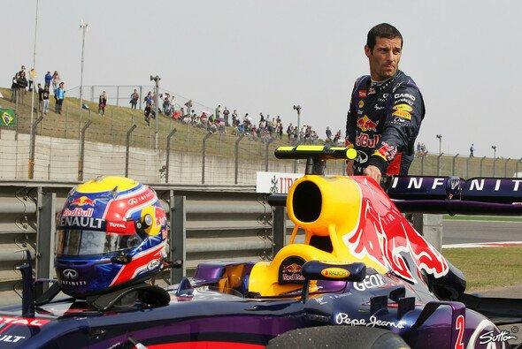 Nichts ging mehr: Mark Webber erlebte einen schwarzen Samstag inklusive bitterem Nachschlag