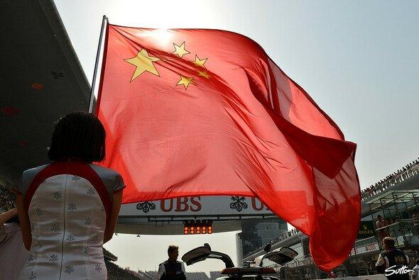 Der China GP findet zum elften Mal statt