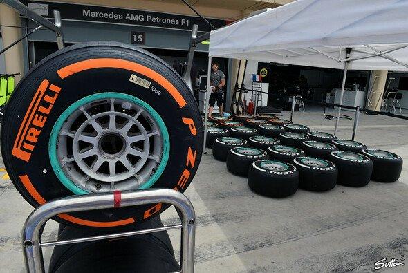 Die Reifen stehen wieder einmal im Fokus