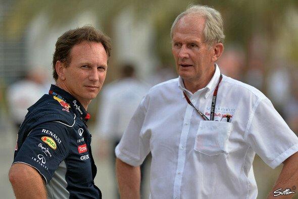 Christian Horner oder Helmut Marko: Wer ist hier der Boss? - Foto: Sutton