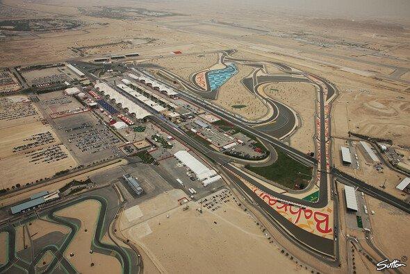 Das Rennen auf dem Bahrain International Circuit wird 2014 erstmalig als Nachtrennen ausgetragen