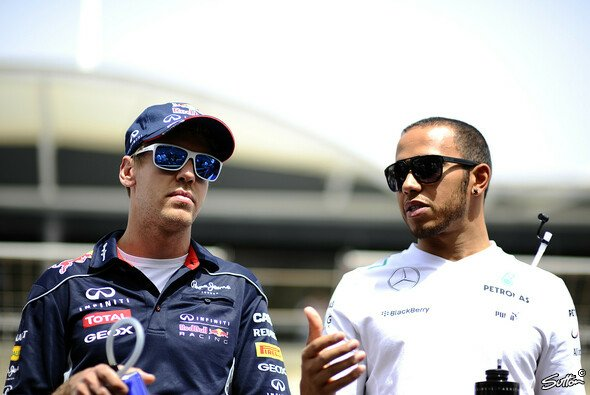 Vettel vs. Hamilton: Wer hat die coolere Sonnenbrille - wer ist schneller?
