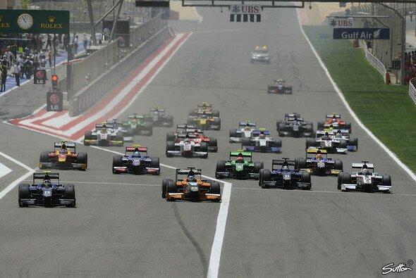 Am kommenden Wochenende startet die GP2-Saison in Bahrain