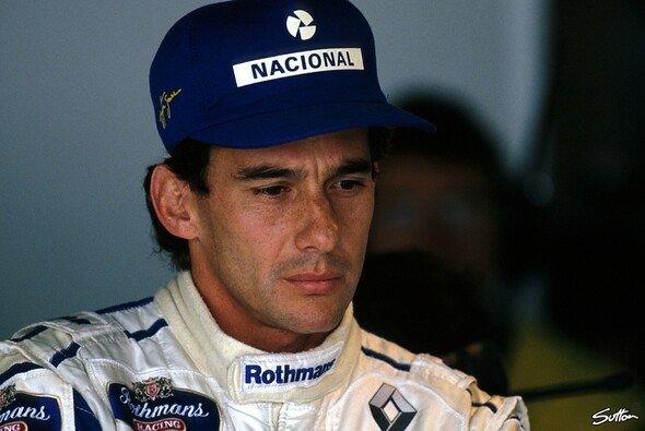 Das Leben von Ayrton Senna könnte schon bald erneut in den Kinosälen zu sehen sein - Foto: Sutton