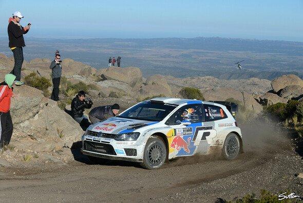 Volkswagen reist einigermaßen zufrieden aus Argentinien ab - Foto: Sutton