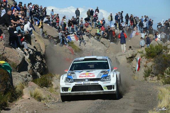 Der Polo R WRC erweist sich als voller Erfolg